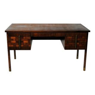 Bert England for Johnson Furniture Co Forward Trends Desk