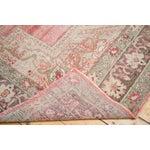"Image of Distressed Oushak Carpet - 7'6"" X 12'6"""
