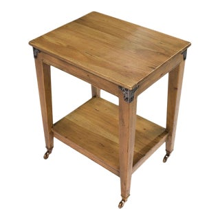 Sarreid Ltd Reading Cart Table