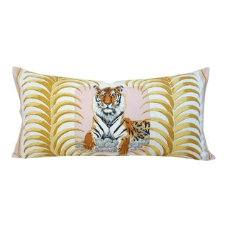 Hermes Christiane Vauzelles Tiger Pillow