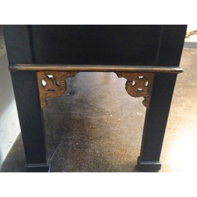Antique Chinese Chippendale Cabinet - Image 6 of 8