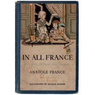 'All France: Children in Town & Country' by Anatole France