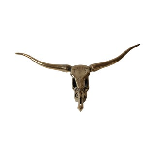 Brass Steer Head