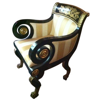 Empire-Style Kindel Chair