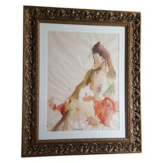 Salzburg Abstract Woman Painting