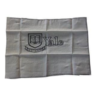 Yale University Cross Stitch