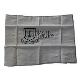 Yale University Cross Stitch