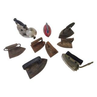 Collectors Dream Decorative Industrial Irons - 9