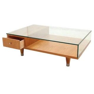 Ethan Allen Danish Style Coffee Table