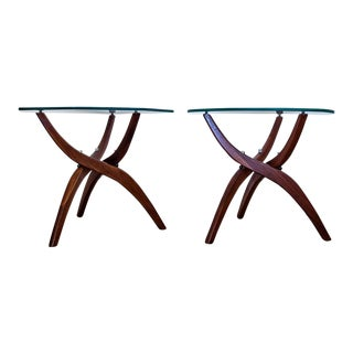 Forest Wilson Associates Side Tables - A Pair