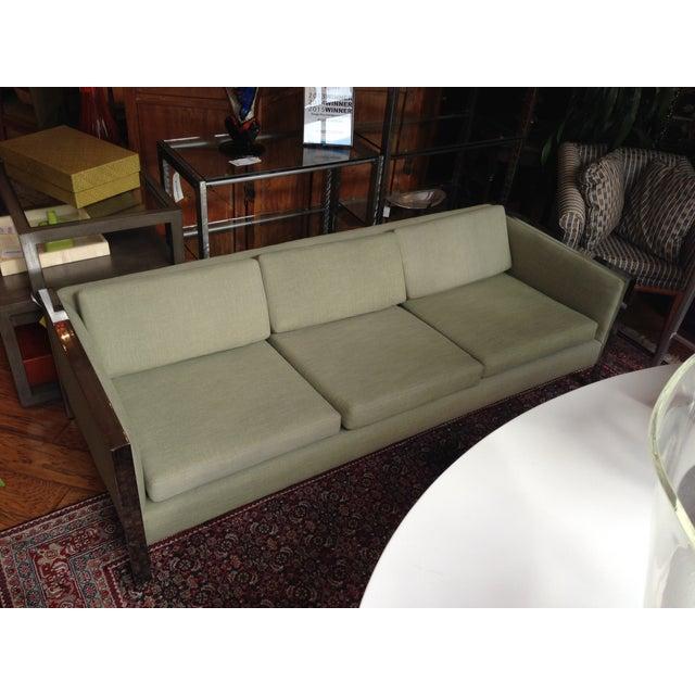Mid-Century Milo Baughman Sofa - Image 5 of 11