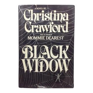 First Edition Black Widow by Christina Crawford