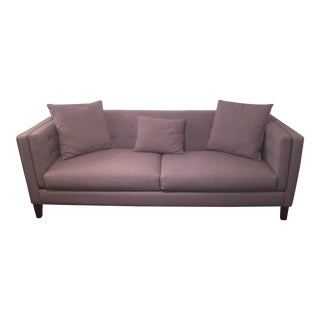 Braylei Gray Track Arm Sofa