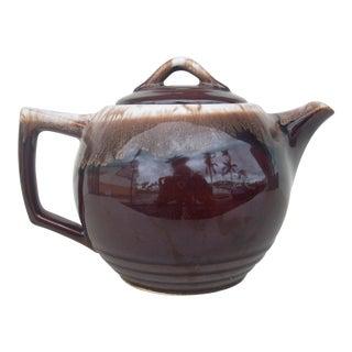 McCoy Pottery Teapot