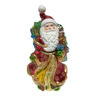 Christopher Radio Gallerie Christmas Santa Claus