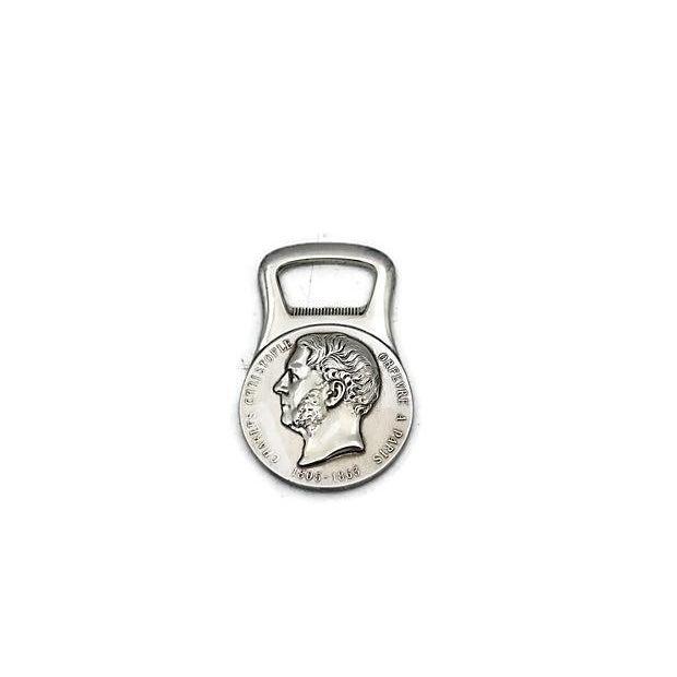 Christofle Silver-Plate Bottle Opener - Image 2 of 5