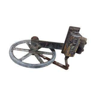 Antique Distance Measuring Tool