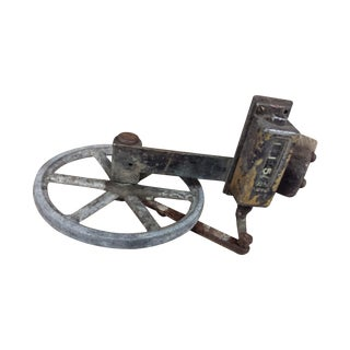 Antique Distance Measuring Tool