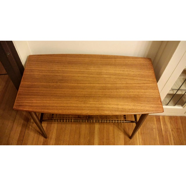 Dux Two - Tier End Tables - A Pair - Image 6 of 8