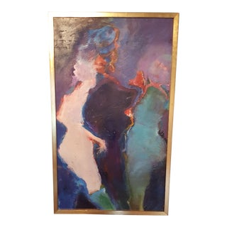Martin Sumers Oil Painting