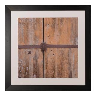 """Sarreid LTD """"Rusted Clasp"""" Giclee Print"""