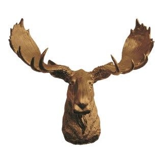 Wall Charmers Faux Taxidermy Antler Bust