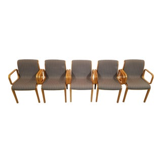 Bill Stephens for Knoll Chairs - Set of 5