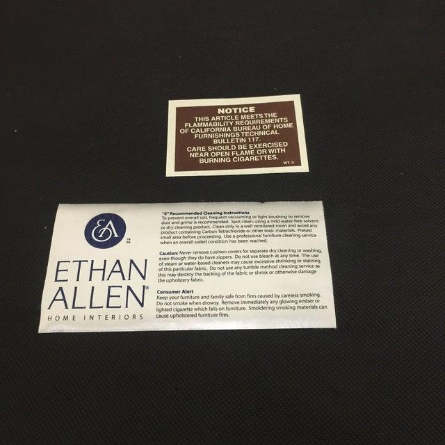 Image of Custom Ethan Allen Armchair