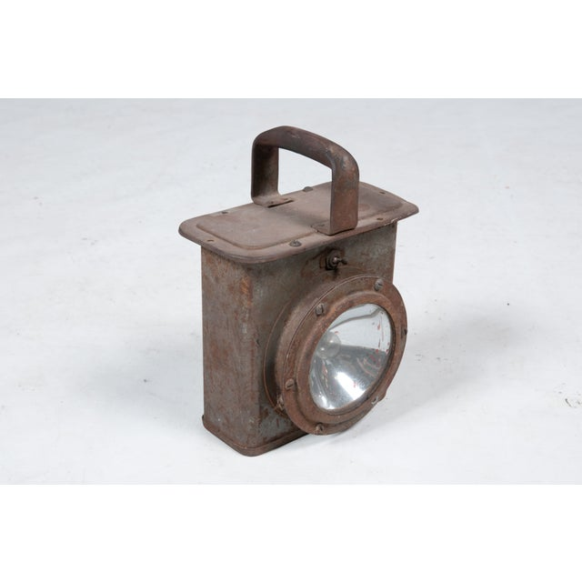 Vintage Industrial Decorative Lantern - Image 3 of 3