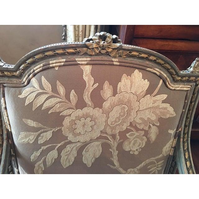Image of Antique Louis XVI Armchairs - A Pair