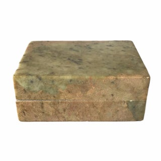 Granite Lidded Box