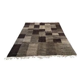 "Bellwether Rugs Organic Wool Moroccan Rug - 9'2"" x 11'10"""