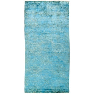 """Vibrance Hand Knotted Area Rug - 4'0"""" X 8'4"""""""