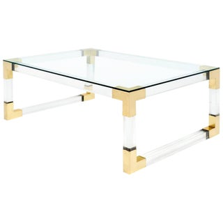 Vintage Maison Raphael French Modernist Coffee Table