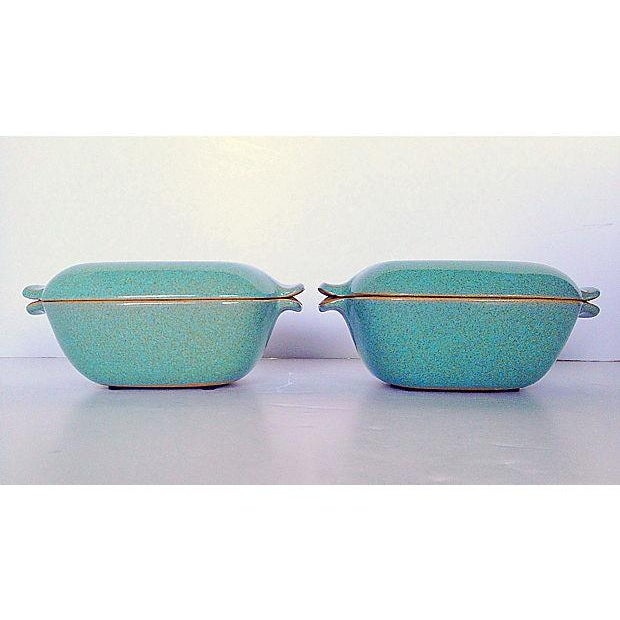 Glidden Antique 1930s Matrix Casseroles - A Pair - Image 2 of 10
