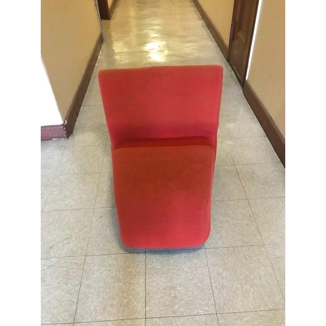 Orange Herman Miller Chadwick Modular Seating - Image 9 of 11