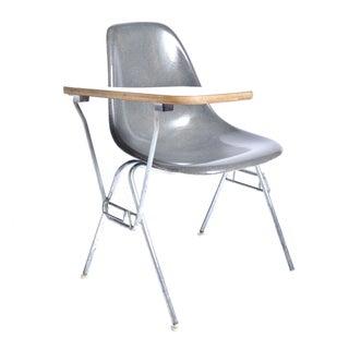 Eames Fiberglass Chair Desk by Herman Miller