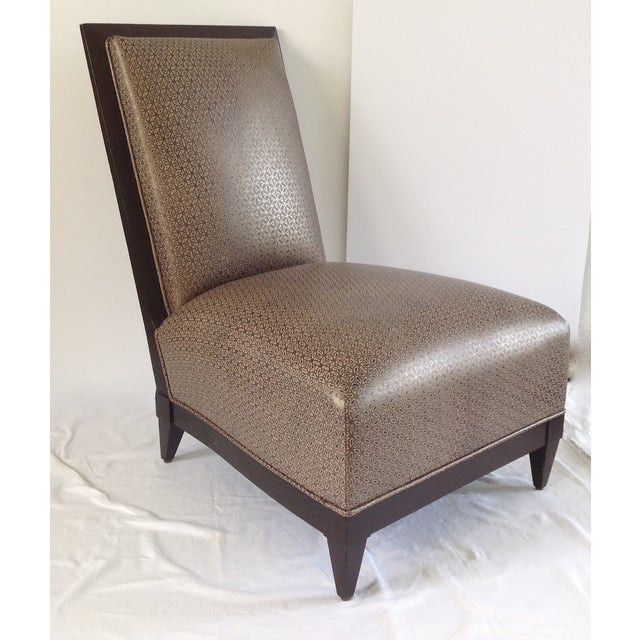 Donghia Panama Occasional Chairs - A Pair - Image 3 of 11
