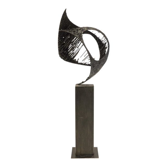 "Image of James Bearden Sculpture ""Passage"""