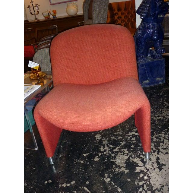 Iconic Giancarlo Piretti Lounge Chair - Image 2 of 3