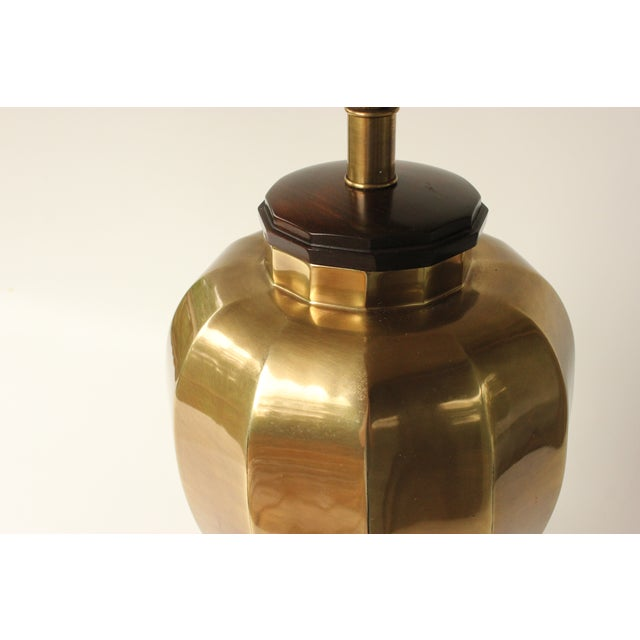 Frederick Cooper Brass Table Lamp - Image 5 of 7