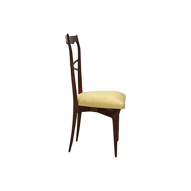 Image of Italian Dining Chair Set - Set of 4