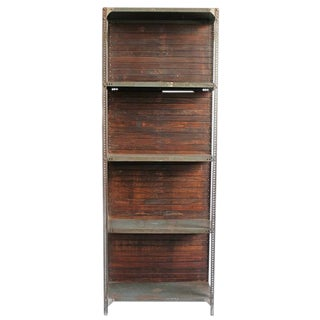 Industrial Wood & Iron Shelf