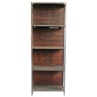 Industrial Wood & Iron Shelf