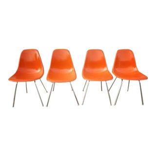 Mid-Century Herman Miller Shell Chairs - Set of 4