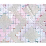 Image of NY15 #18 Original Geometric Painting
