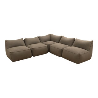 Italian Pianca Modular Sectional Sofa
