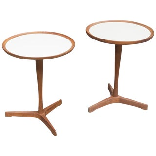 Hans Andersen Side Tables - A Pair