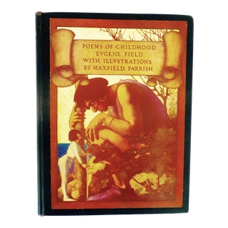 Poems of Childhood, Illustrated by Maxfield Parrish