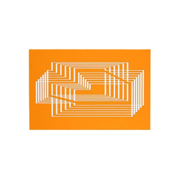 "Josef Albers ""Portfolio 1, Folder 31, Image 2"" Print - Image 1 of 3"